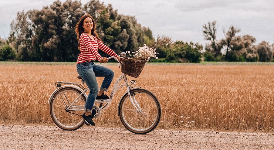 Packa inför cykelsemestern